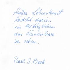 Hedy - Handschrift