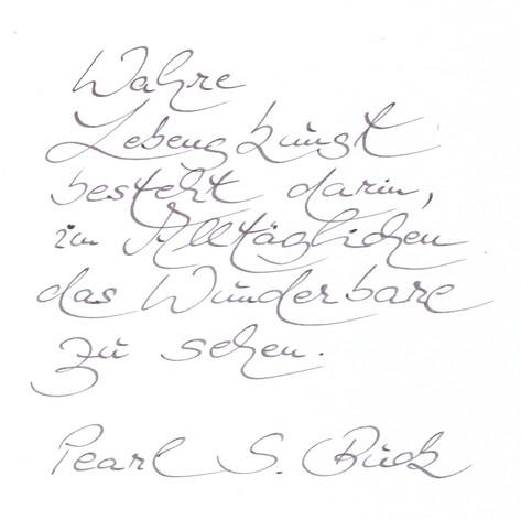 Eli - Handschrift