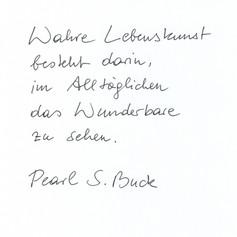Wanda - Handschrift