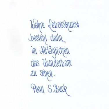 Rebecca - Handschrift