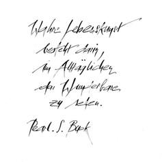 Arni6 - Handschrift