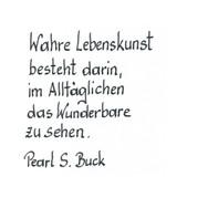 Papierfüxin - Handschrift