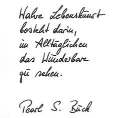 Dornröschchen - Handschrift