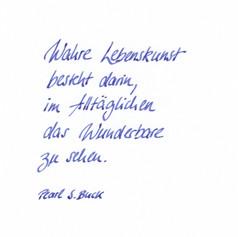 Alexandra S. - Handschrift