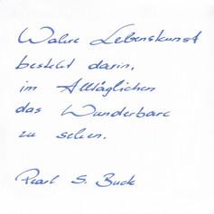 Anastasia - Handschrift
