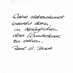 Gabi - Handschrift