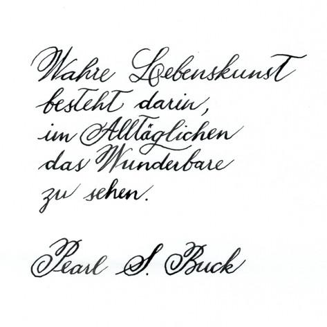 Eve klassik - Handschrift