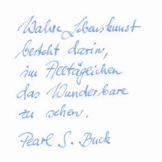 Flow - Handschrift