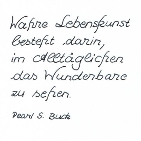 Ecrivista - Handschrift