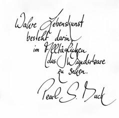 Veronique - Handschrift