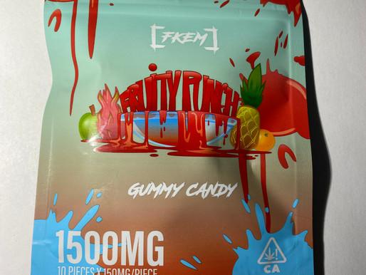 FKEM Premium Distillate Gummies