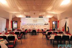 Parish Hall & Stage Area