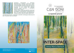 Mehr informationen zur Ausstellung INTER-SPACE
