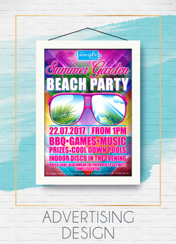 Langley-Beach-Party