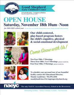Mark Your Calendars for 2017's Open House!!