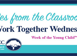 Notes from the Classroom: Work Together Wednesday