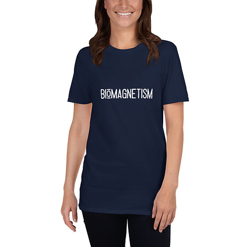 Biomagnetism Short-Sleeve Unisex T-Shirt