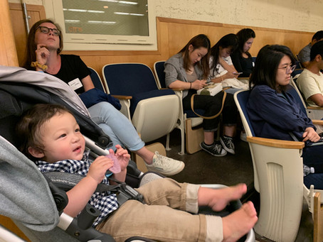 Orientation: Babies at Berkeley