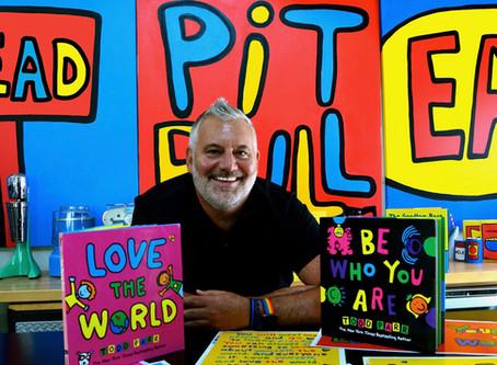 Berkeleyside: Todd Parr Offers Storytime Tips