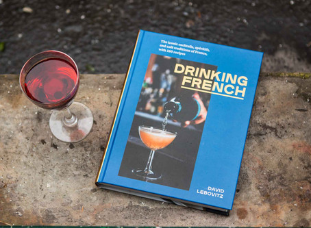 NOSH: David Lebovitz's Drinking French Cookbook