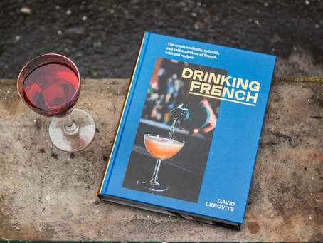 NOSH: David Lebovitz's Drinking French Cookbook