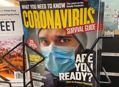 Coronavirus x COLA Strikes at UC Berkeley