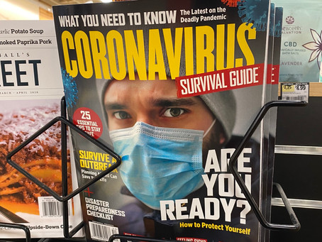 Coronavirus x COLA Strikes at UC Berkeley