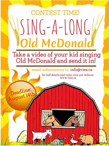 Old MacDonald Sign-a-long