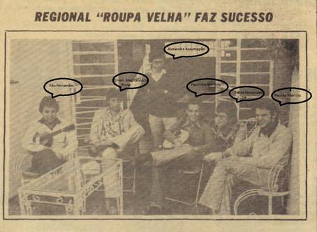 40 anos de Regional Roupa Velha