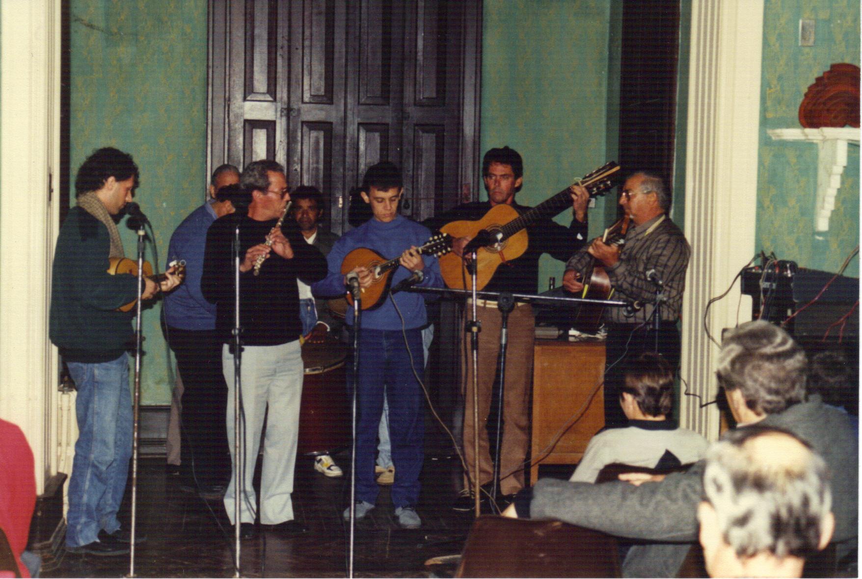 Perdidos e Achados 20jun1992 Musica ao E