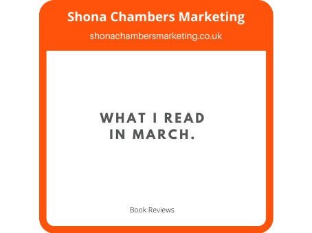 March Reading Update