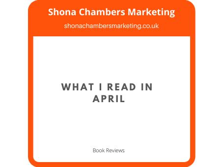 April Reading Update