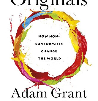 A book review of Originals by Adam Grant