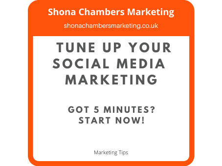 Improve your social media marketing today with these quick suggestions.
