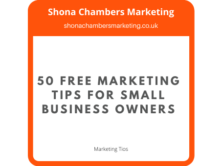 50 Free Marketing Tips for Small Business Owners