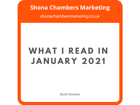 Book Review: What I read in January