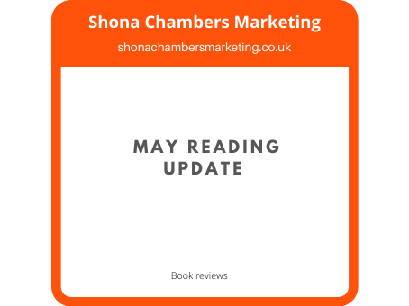 May Reading Update