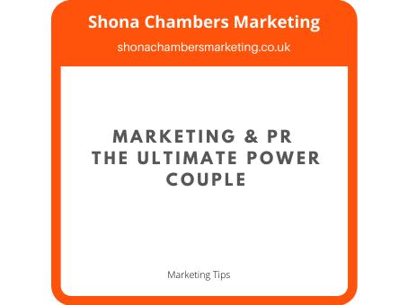 Marketing & PR – The ultimate power couple