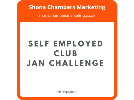 Looking for social media challenges to take part in this January?