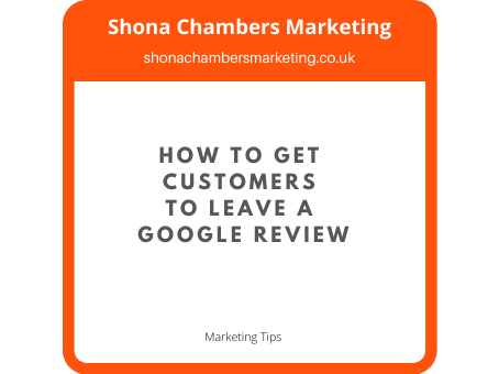 How To Get Customers To Leave A Google Review