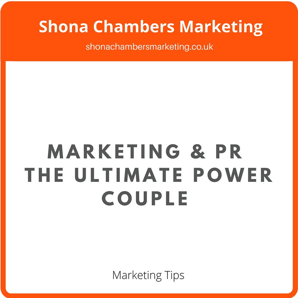 How Marketing & PR Work Best Together
