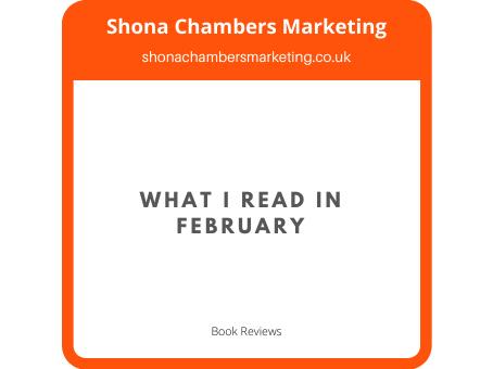 My February Reading Round Up