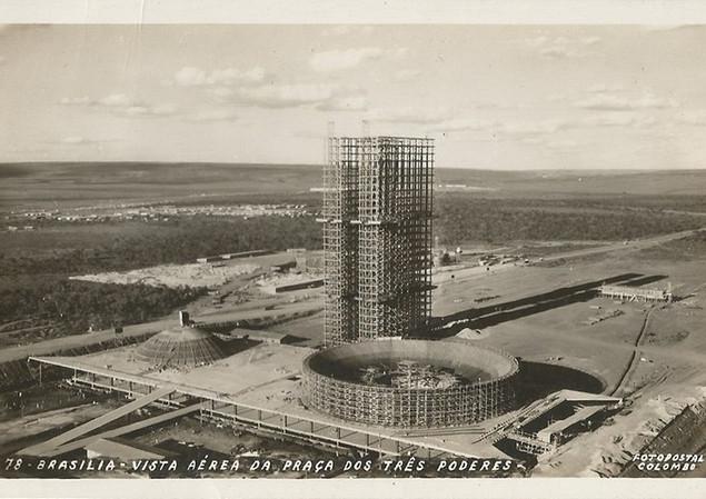 Distrito Federal - Brasília em Construçã