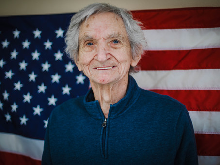 Retired Heroes of Our Long-Term Care Communities