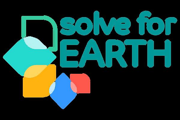 Solve for Earth logo