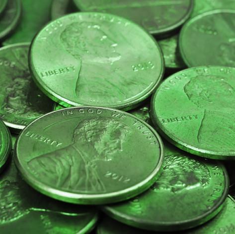 Green Pennies