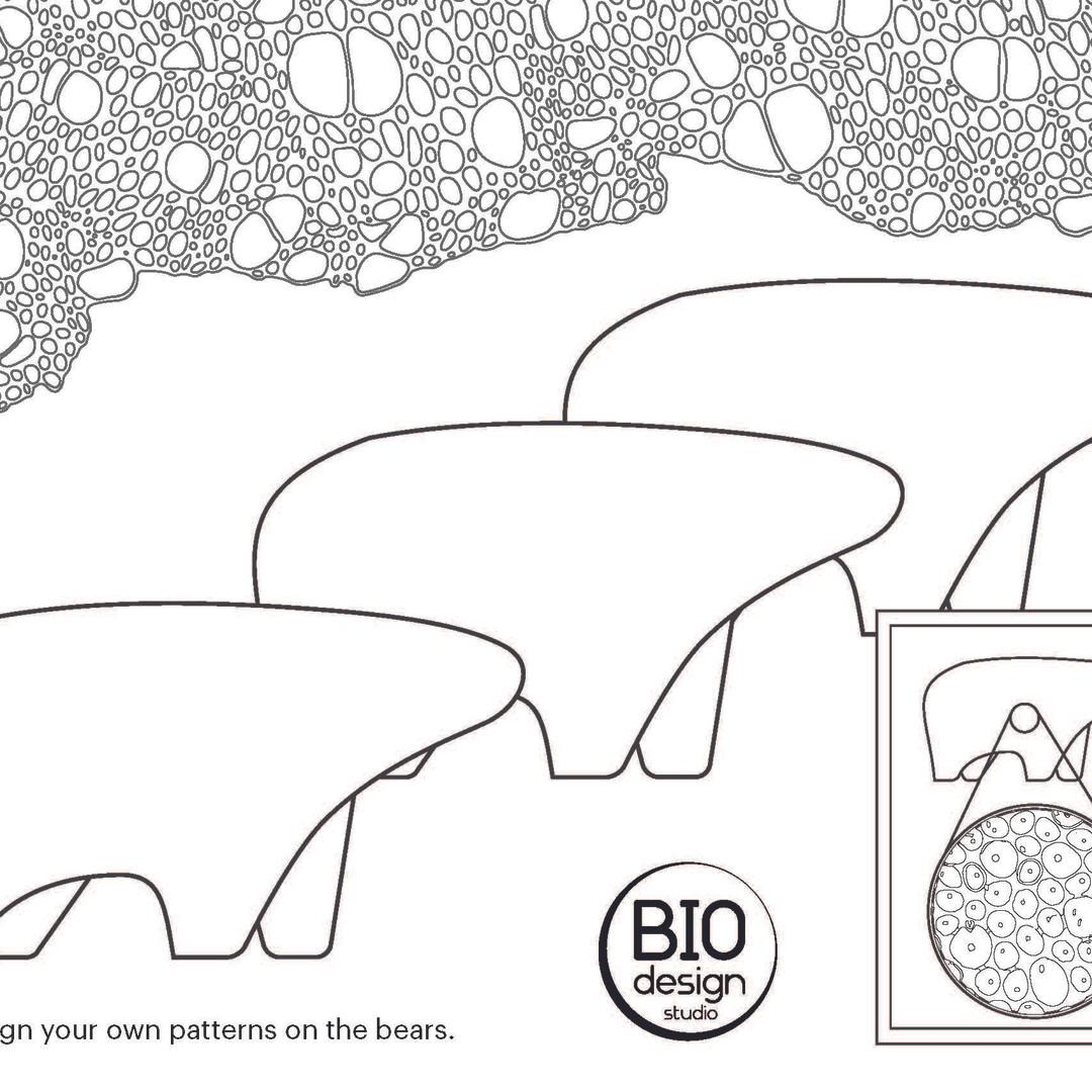 Osos de Biodesign