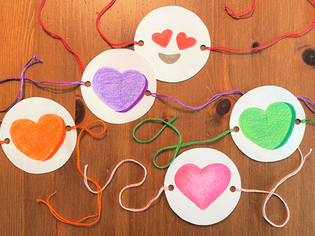 Fall in love with STEM: Valentine's Day activities