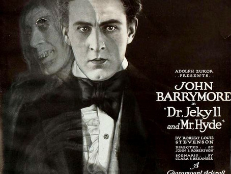 Flash Fiction: Jekyll and Hyde.