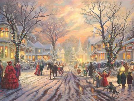 Why did 'A Christmas Carol' draw on Christmas Tradition?